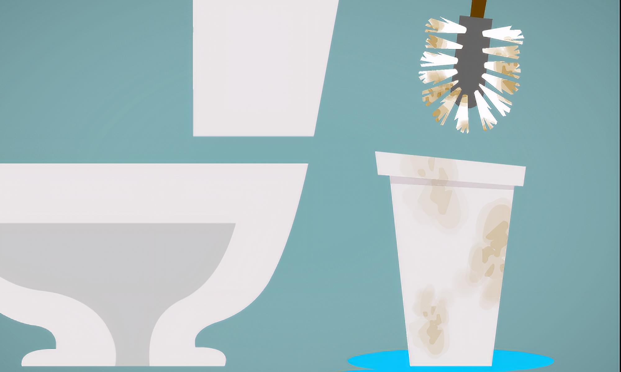 The hygienic toilet brush alternative 🚽